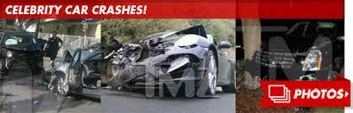 rex ryan car accident smashes red mustang in 3 car pile up