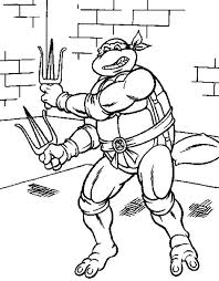 emejing lego ninja turtles coloring pages pictures printable