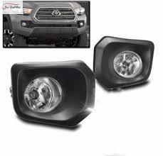 toyota tacoma fog lights jandening car fog lights for toyota tacoma 2016 clear halogen bulb