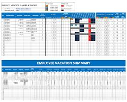 Excel Templates Free Vacation Planner