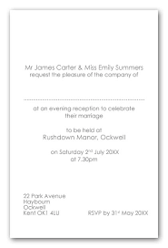 Wedding Invite Words Wedding Invitation Wording Sles 28 Images Rsvp Exles For