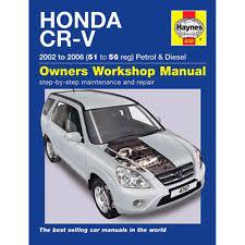 honda car manual cr v paper honda car manuals literature ebay