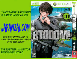 btooom read manga btooom 005 read online online in high quality
