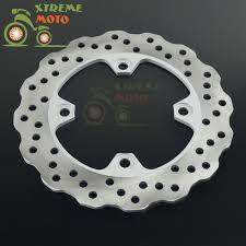 rear brake disc rotor for kawasaki zx6r zx6rr zx 600 er 6n er650