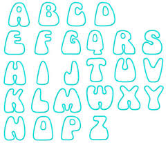 letter traceable letters font free font samples from the web