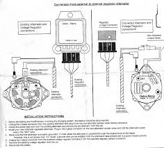 c2 wiring diagram instructions needed for 65 327alternator with