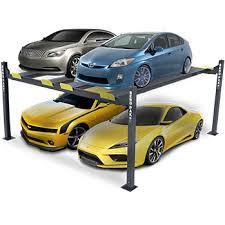 Backyard Buddy Lift Reviews Car Lifts Hd 9swx Double Wide Car Lift Bendpak