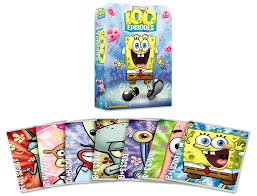 spongebob squarepants the first 100 episodes dvd collection