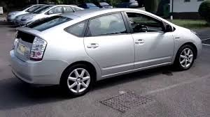 car for sale toyota prius 2006 toyota prius hybrid car for sale in kent so06vmy