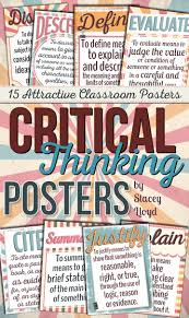 best 25 critical thinking ideas on pinterest critical thinking