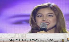 Seeking Theme Song Maine Mendoza Writes Sings Aldub Theme Song Imagine You
