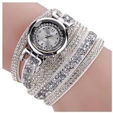 ladies leather strap bracelet images Duoya lady leather wrist watch duoya stylish atmosphere chic jpg