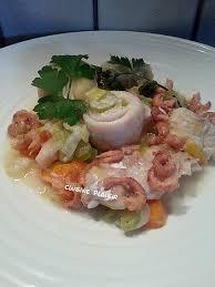 cuisine du nord de la recette de waterzooï de la mer du nord