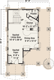 astoria log cabin plan by the log connection