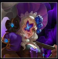 ruby orchid butterfly edit mobile legends moba amino