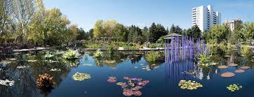 Denver Botanical Gardens Denver Botanic Gardens Pikes Peak Aerial