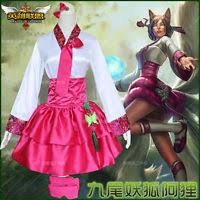 League Legends Halloween Costume Cosplay Costume Game League Legends Lol Dress Caitlyn Maid