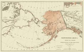 Map Of Us And Alaska by Northwestern Us Physical Map Northwestern Us Physical Map