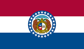 State Flag Of Georgia Flag Of Missouri Svg
