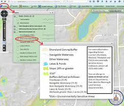map legend symbols brown county gis land information office accessing the map key