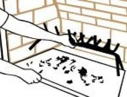 How To Clean Fireplace Chimney how to clean a chimney or flue build