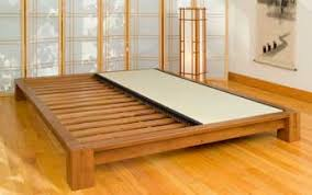 tatami platform bed dharmacrafts meditation supplies king size