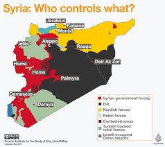 Us Times Zones Map by Russia Syria Safe Zones Closed To Us Coalition Planes Syria