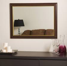 decorating inexpensive decorative framed wall mirrors featuring