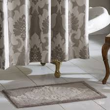 Damask Bath Rug Endearing Croscill Bathroom Rugs Rugs Design 2018