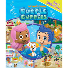 bubble guppies book toys