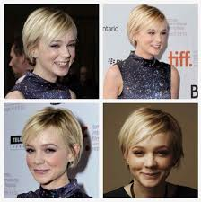 spiky short haircuts for women over 50 front and back view