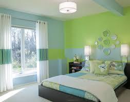 orange blue bedroom colour ideas 6