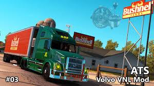 volvo freight trucks ats 03 volvo vnl 670 abf freight system youtube