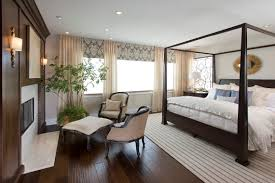 vibrant transitional master bedroom robeson design san diego