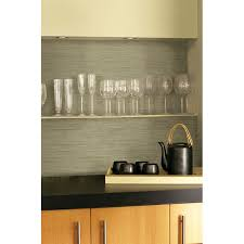 light grey faux grasscloth tapis brewster wallpaper 420 87084