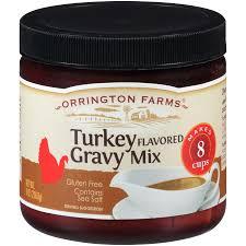turkey gravy mix orrington farms turkey flavored gravy mix orrington farms