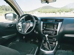 nissan frontier 2016 interior nissan np300 frontier 2016 llega a méxico desde 284 900 pesos