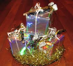 How To Make Decorative Gift Boxes At Home Decorative Gift Boxes As Centerpieces Silver