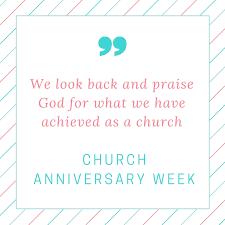 Example Of Thanksgiving Speech Church Anniversary Welcome Speeches