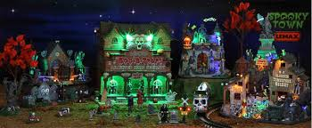 lemax spooky town won t you take me to spookytown spooky town 2015