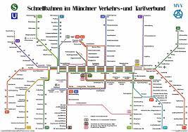 Mbta Map Pdf by Munich Subway Map Pdf My Blog