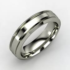 simple mens wedding bands track wedding band