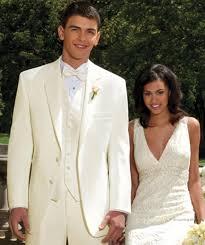 casual groom attire beach wedding