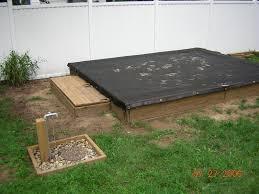 Backyard Sandbox Ideas Outdoor Wonderful Design Of Sandboxes For Chic Outdoor Kids