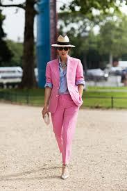 how to wear pink dress pants 8 looks women u0027s fashion