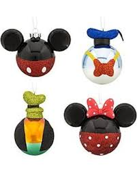 spectacular deal on mickey mouse and friends ornament set