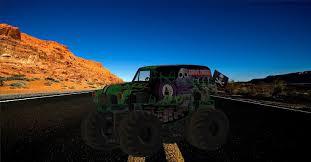 3d monster truck racing games online 3d model grave digger monster truck cgtrader