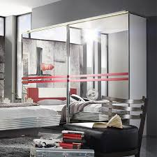 Schlafzimmer Komplett Bett Schwebet Enschrank Rauch Rauch Cubana Schlafzimmer Set Rot Weiß Möbel Letz Ihr Online Shop