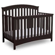 Black Baby Bed Standard Full Sized Crib Cribs Target