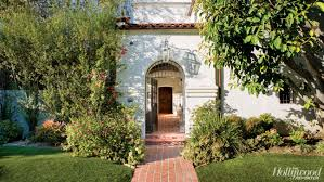 inside terence and rachel winter u0027s spanish style beverly hills